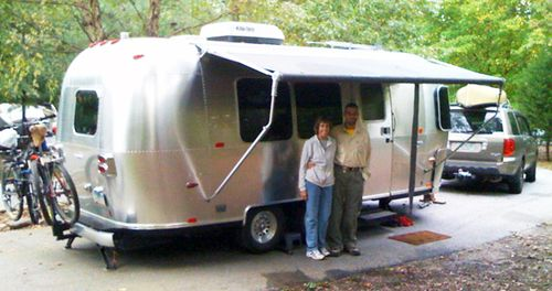 Travel Trailer Airstream Flying Cloud, Travel Trailer Airstream RV